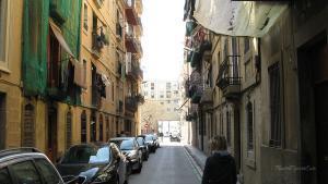 Barcelona-Wochenende-Barceloneta