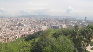 Barcelona-Wochenende-Montjuic