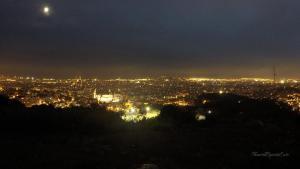 Barcelona-Wochenende-Parc-Carmel-Nachts