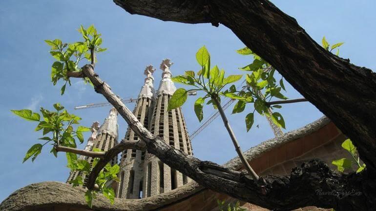Barcelona-Wochenende-Sagrada-Familia