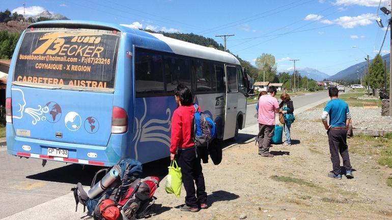 Carretera Austral Bus
