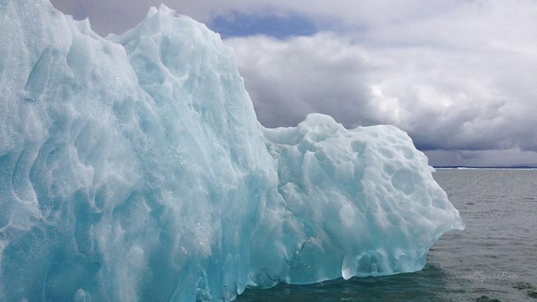 Laguna San Rafael Eis