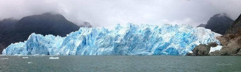 Laguna San Rafael Gletscher