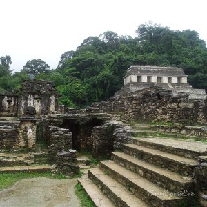 Backpacking-Mexiko-Palenque