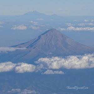 Backpacking-Mexiko-Stadt-Vulkan-Popocatepetl