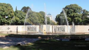 Mendoza Argentinien Brunnen