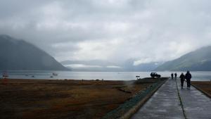 Vulkan Villarrica Lago Carburgua Auto