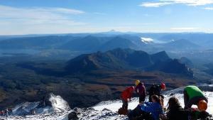 Vulkan Villarrica Pucón Pause