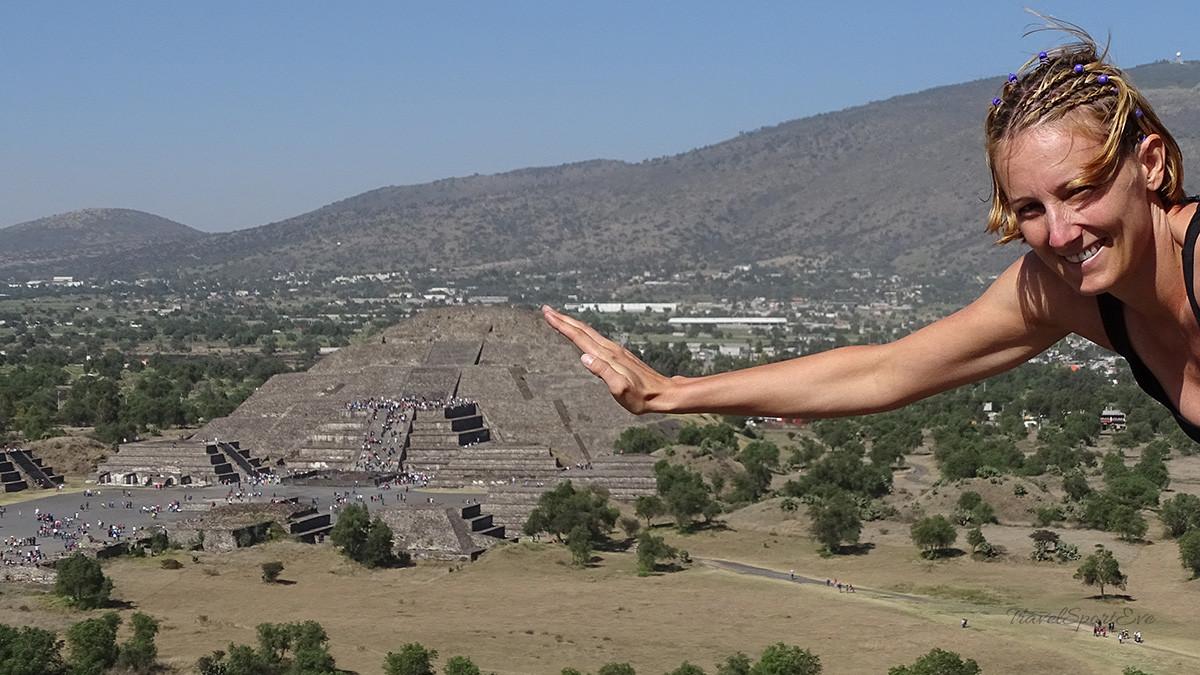 mexiko rundreise pyramiden teotihuacan