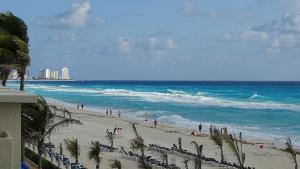 cancun mexiko strand