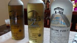 chichen itza cenote hubiku tequila