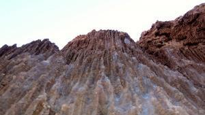 atacama-wüste valle de la luna cuevas de sal