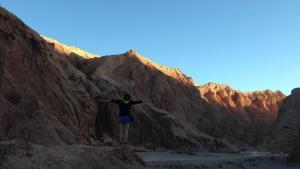atacama-wüste valle de la luna eve