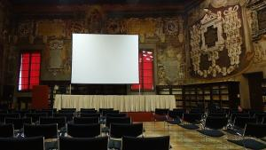bologna italien hörsaal