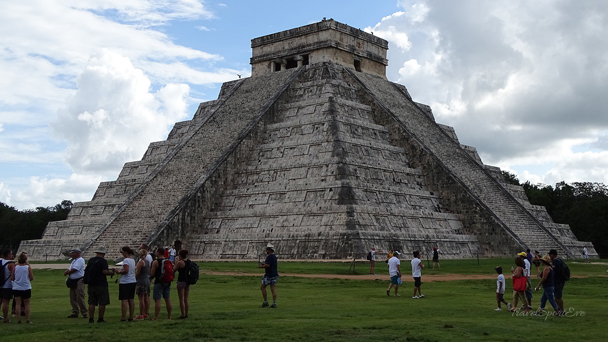 Mexiko-Rundreise-Chichen-Itza