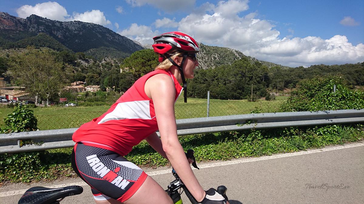 Radfahren auf Mallorca Eve Rad