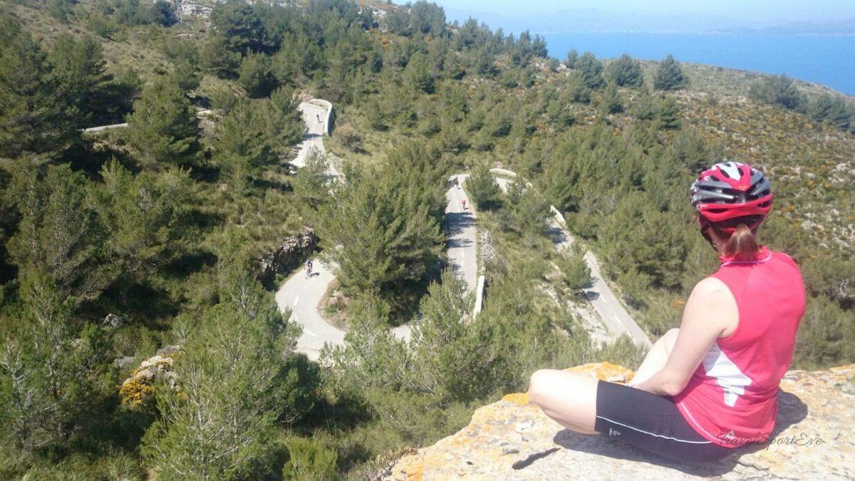 Radfahren auf Mallorca Kloster Betlem