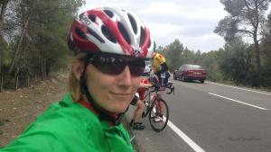 Radfahren-auf-Mallorca-Panne