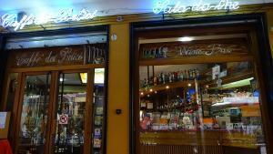 Bologna Italien Cafe Dei Portici
