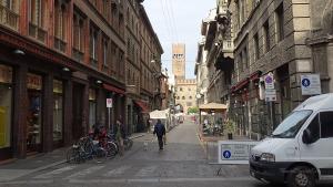 Bologna Italien Innenstadt
