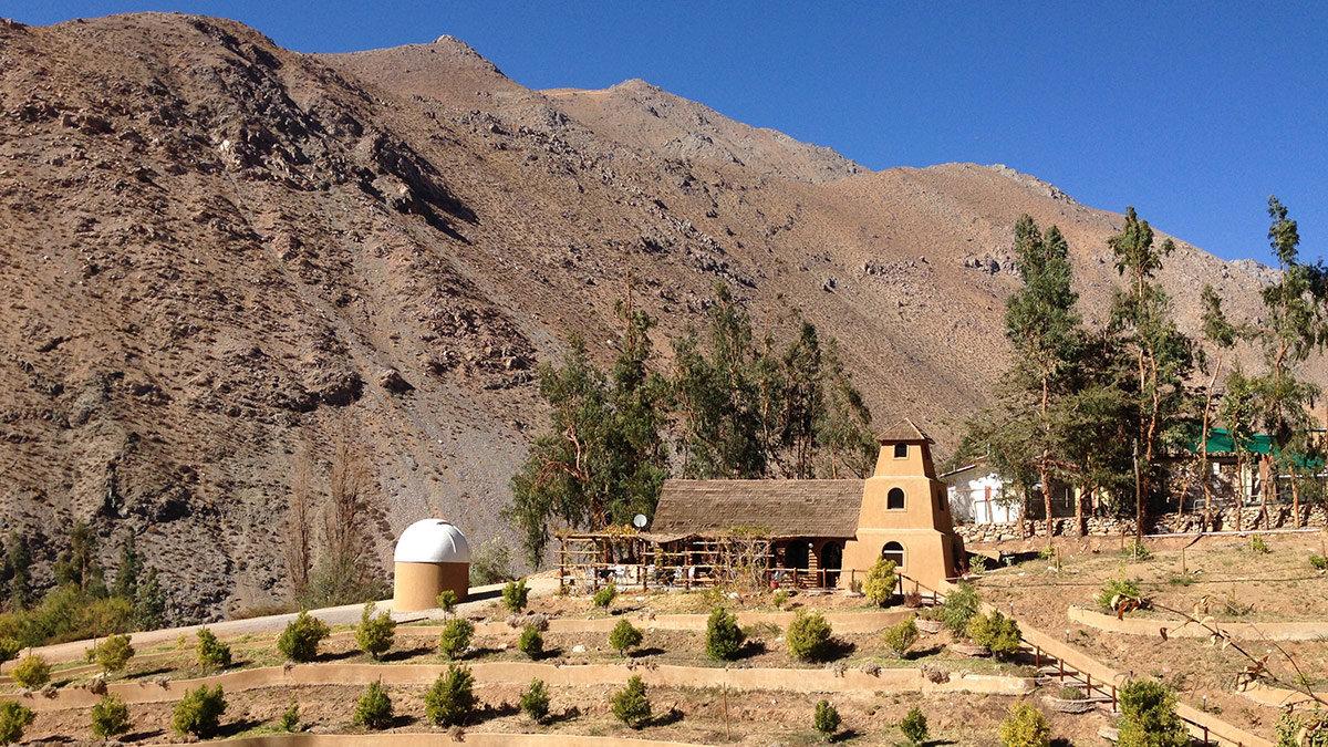Chile Reise Valle De Elqui