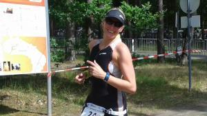 Spreewald Triathlon Laufen