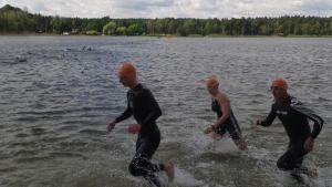 Spreewald Triathlon Schwimmen