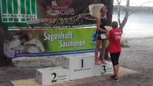 Spreewald Triathlon Treppchen