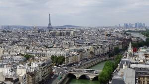 Paris-von-oben-Aussicht-Notre-Dame-Eiffelturm
