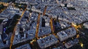 Paris-von-oben-Gold