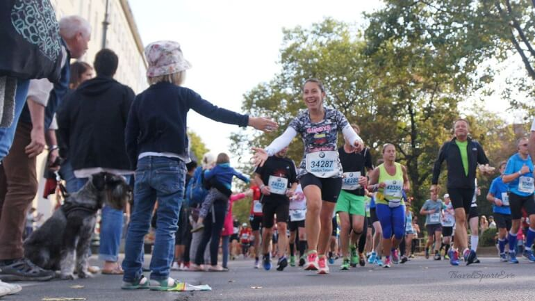 Berlin Marathon 2016 Kind