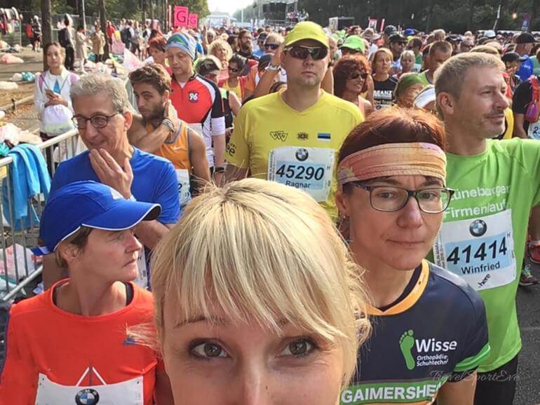 Berlin Marathon 2016 Start