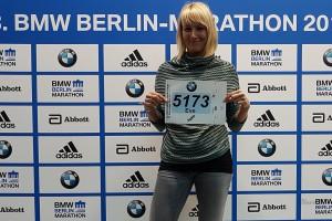 Berlin Marathon 2016 Startnummer