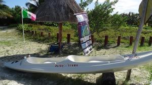 Isla Holbox Ausflüge Kanutour Holboxtreme