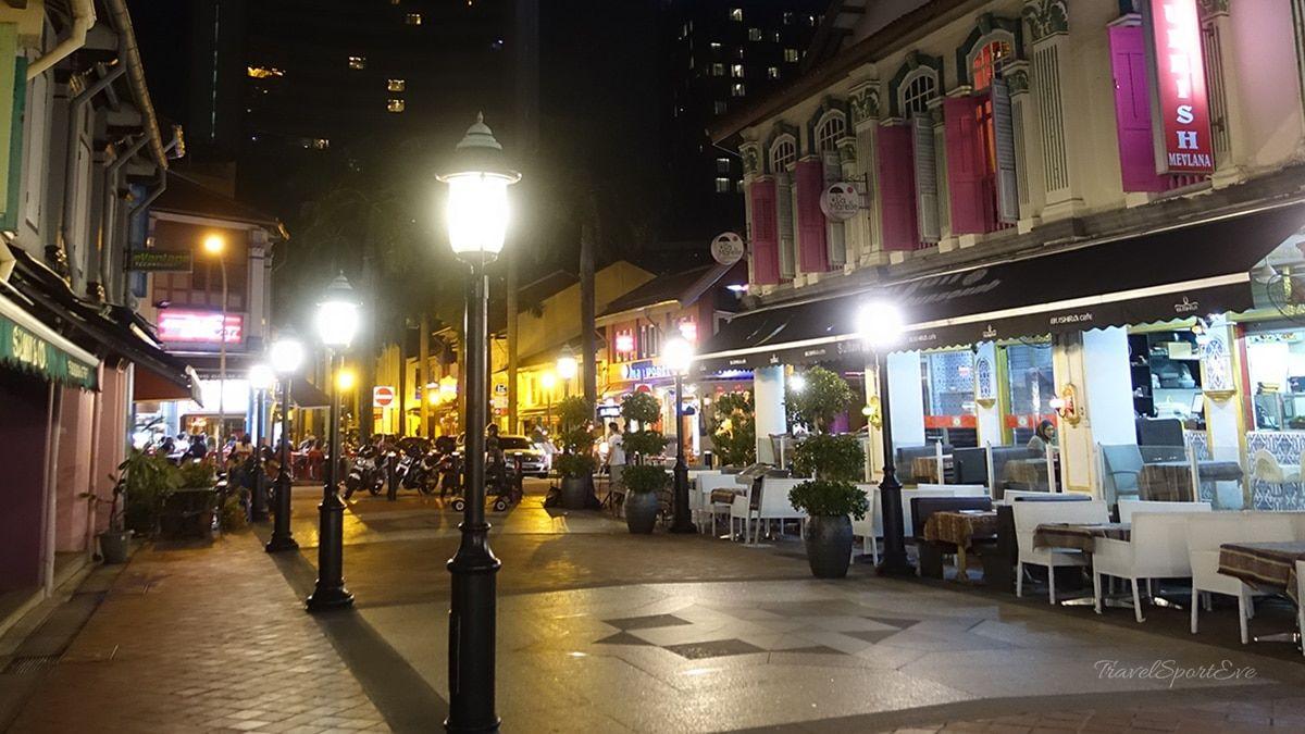 Singapur Reise Kampong Glam