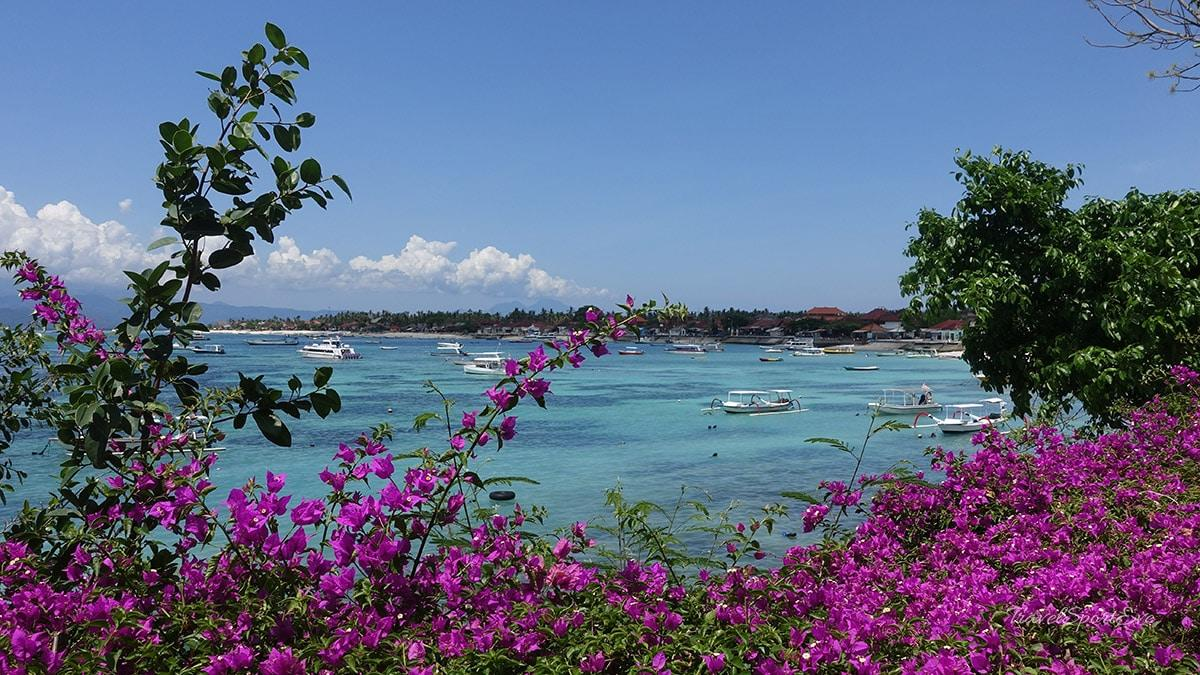 Nusa Lembongan Blick