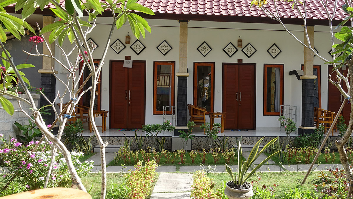 Hostel Krisna Home Stay Nusa Lembongan