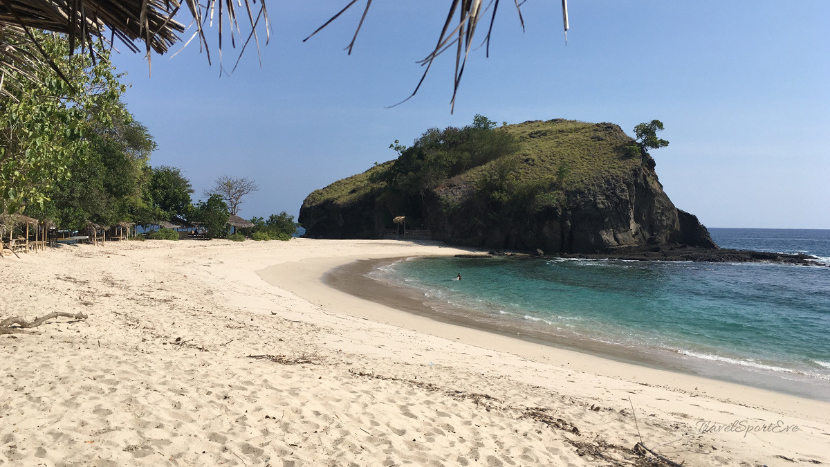 Flores Indonesien Koka Beach