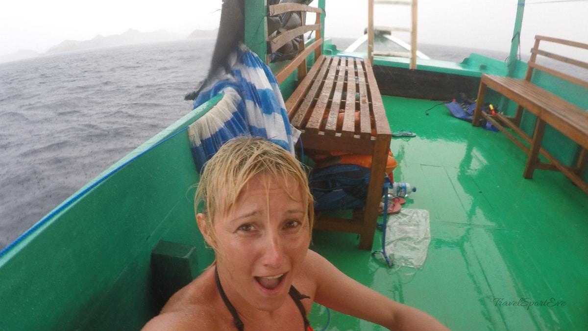 Komodo Island Indonesien Abenteuer