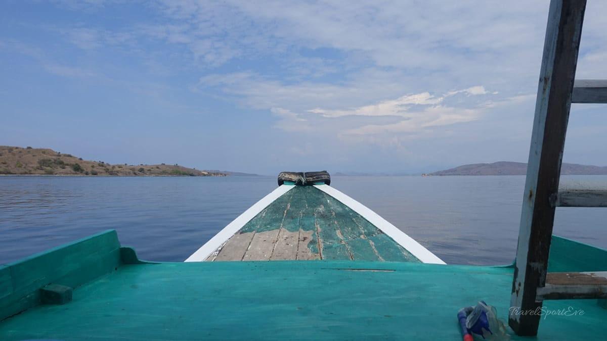 Komodo Island Indonesien Bootstour