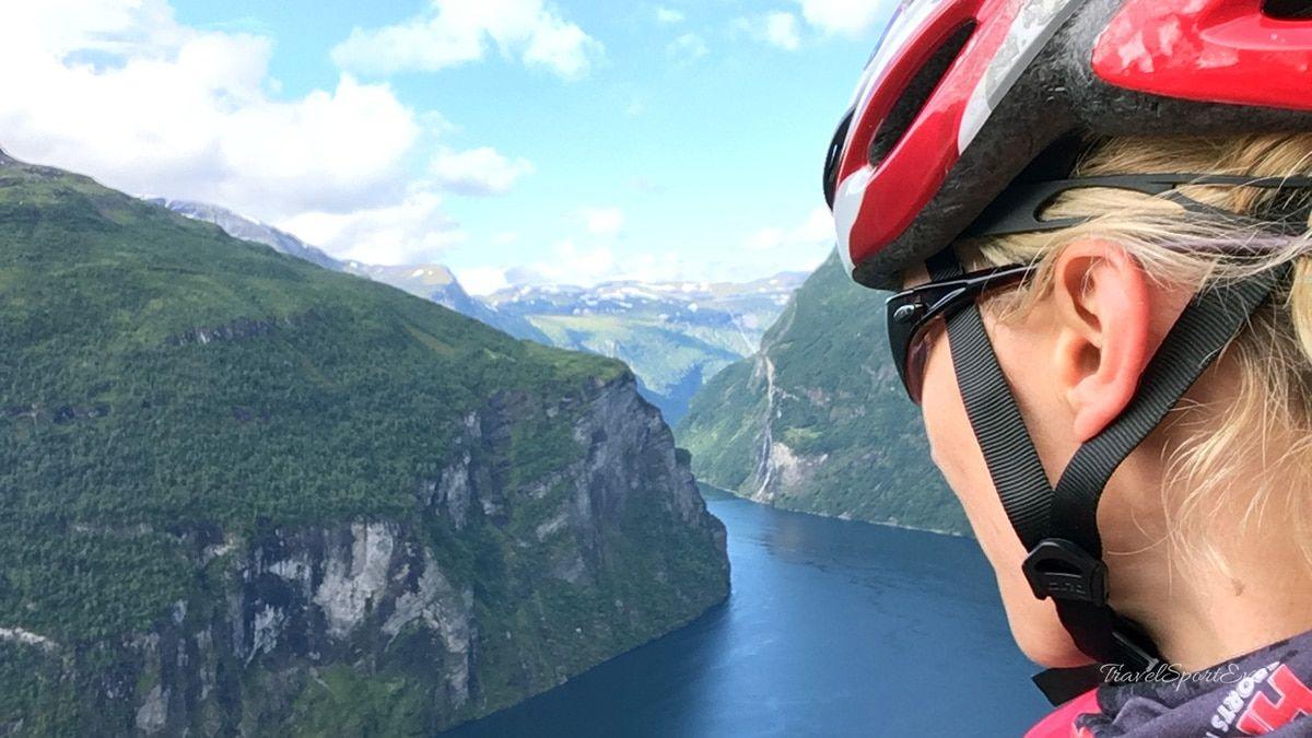 Highlights Aktivreisen Sportreisen Radfahren Norwegen