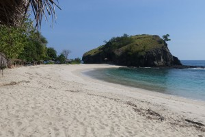 Kokka Beach Flores Indonesien