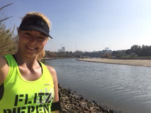 Tel Aviv Marathon 2017 Flitz-Piepe Sarah