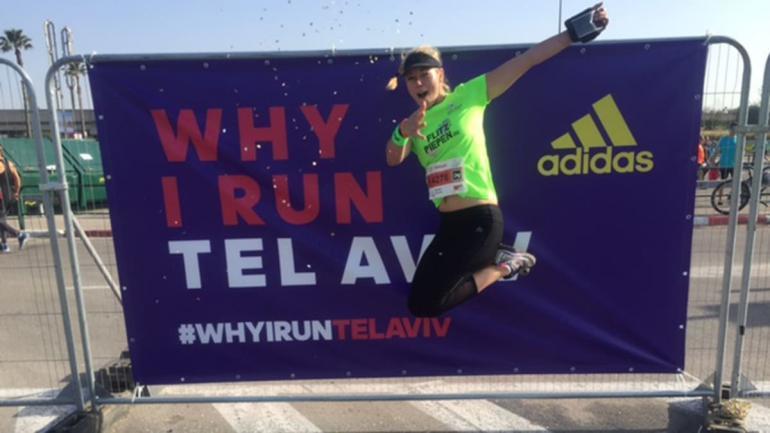 Tel Aviv Marathon 2017 WhyIRunTelAviv