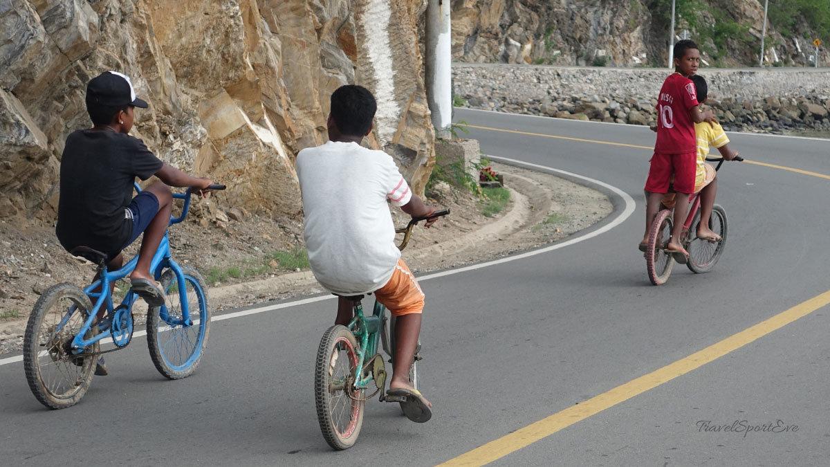 Radfahren in Osttimor