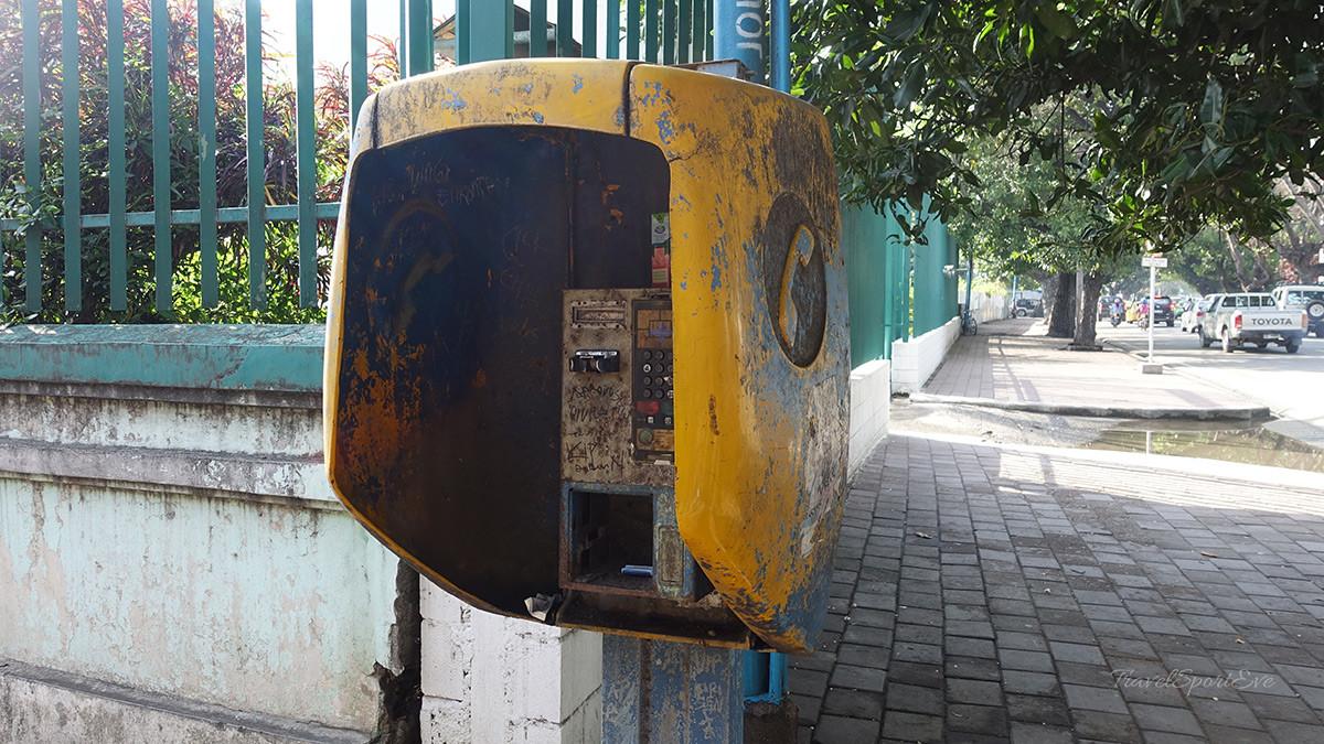 Internet Osttimor Telefon