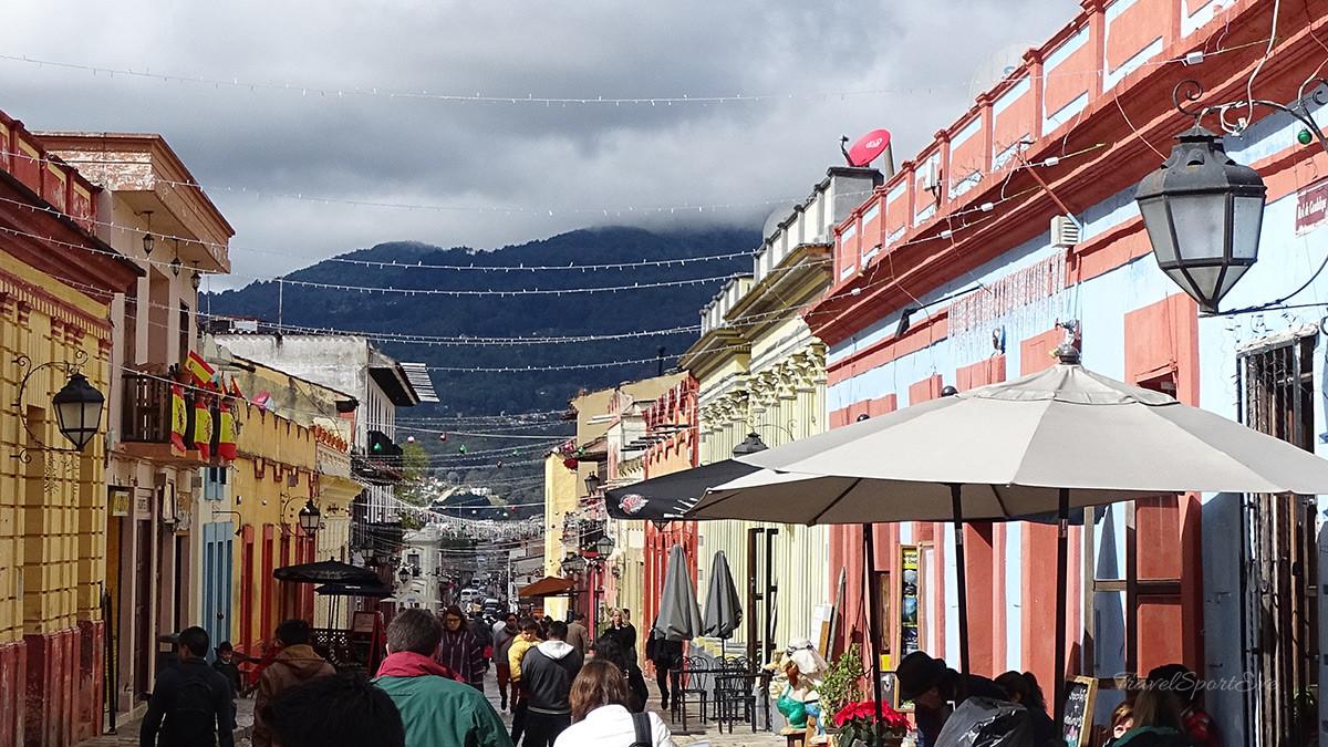San Cristóbal de las Casas Gasse