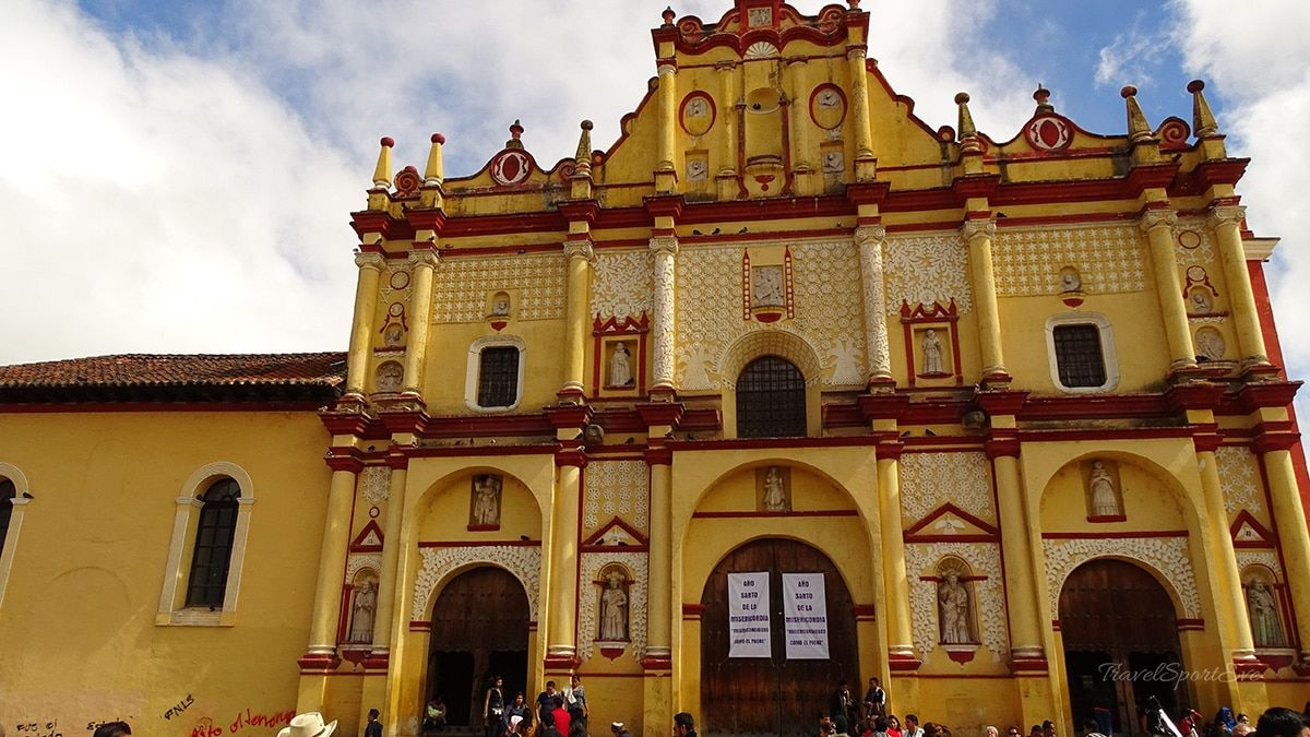 San Cristóbal de las Casas Kathedrale
