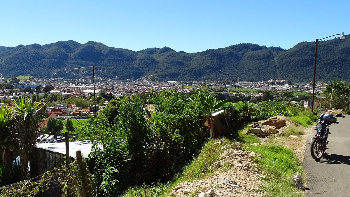 San Cristóbal de las Casas -Aussicht