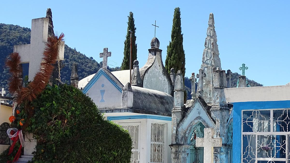 San Cristóbal de las Casas Friedhof